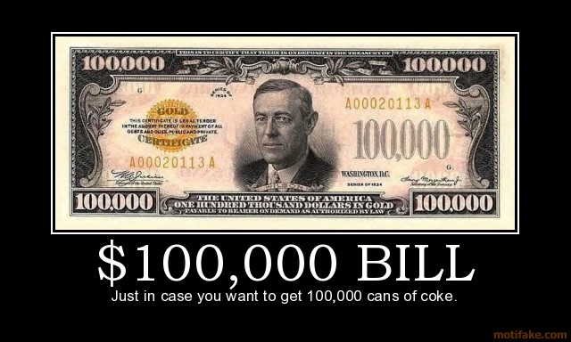 100k per month