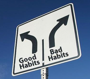 good bad habits