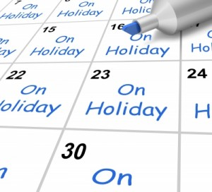 Serious About Your Business?  Don't Take December Off!
