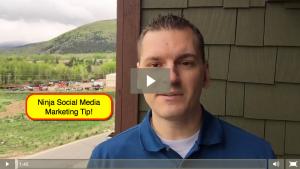 Ninja Facebook Marketing Tip