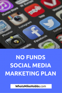 No Funds Marketing Plan