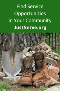 Community Service Opportunities Near You